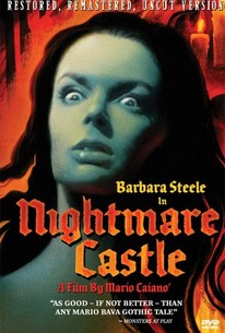 Nightmare Castle (Gli Amanti d'oltretomba)(Lovers Beyond the Tomb)(The Faceless Monster)
