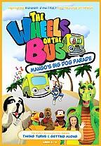 Wheels on the Bus - Mango's Big Dog Parade