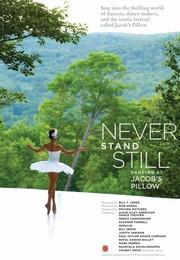 Never Stand Still