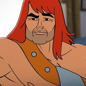Zorn is voiced by Jason Sudeikis