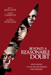 beyond a reasonable doubt 2009 rotten tomatoes
