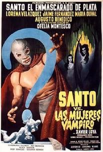Samson Versus the Vampire Women (Santo vs. las mujeres vampiro)