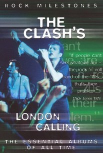 Rock Milestones: Clash - London Calling