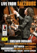 Live From Salzburg: Gustavo Dudamel and the Simon Bolivar Youth Orchestra of Venezuela
