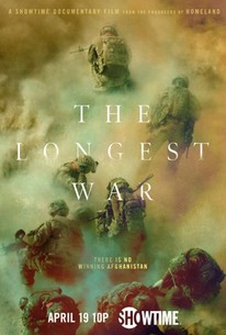 The Longest War movie poster