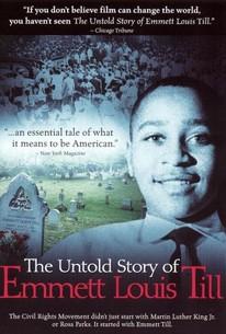 Untold Story of Emmett Louis Till
