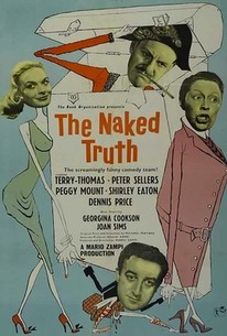 Amazon.com: MOVIE POSTER: THE NAKED TRUTH-DEAD PEOPLE