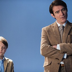 Pictured (L-R) Pierce Gagnon as Ethan Woods and Goran Visnjic as John Woods