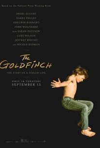 The Goldfinch (2019) - Rotten Tomatoes