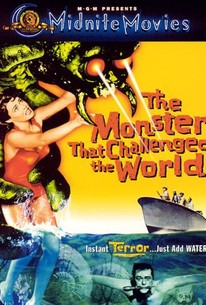 The Monster That Challenged the World