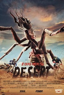 It Came From The Desert 2017 Rotten Tomatoes