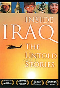 Inside Iraq The Untold Stories