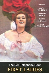 Bell Telephone Hour: First Ladies of the Opera