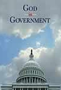 God in Government