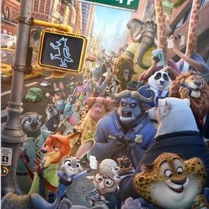 Zootopia (2016) - Rotten Tomatoes
