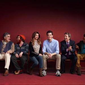 Mulaney (Season One): Elliott Gould, Zack Pearlman, Nasim Pedrad, John Mulaney, Martin Short, Seaton Smith