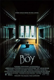 The Boy 2016 Rotten Tomatoes