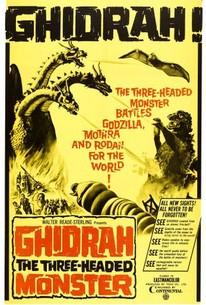 Ghidorah, the Three-Headed Monster (San daikaijû: Chikyû saidai no kessen)