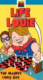 Life with Louie: The Masked Chess Boy