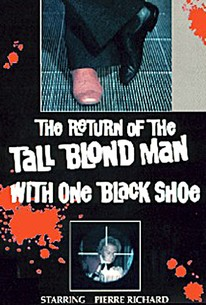 Return of the Tall Blond Man with One Black Shoe