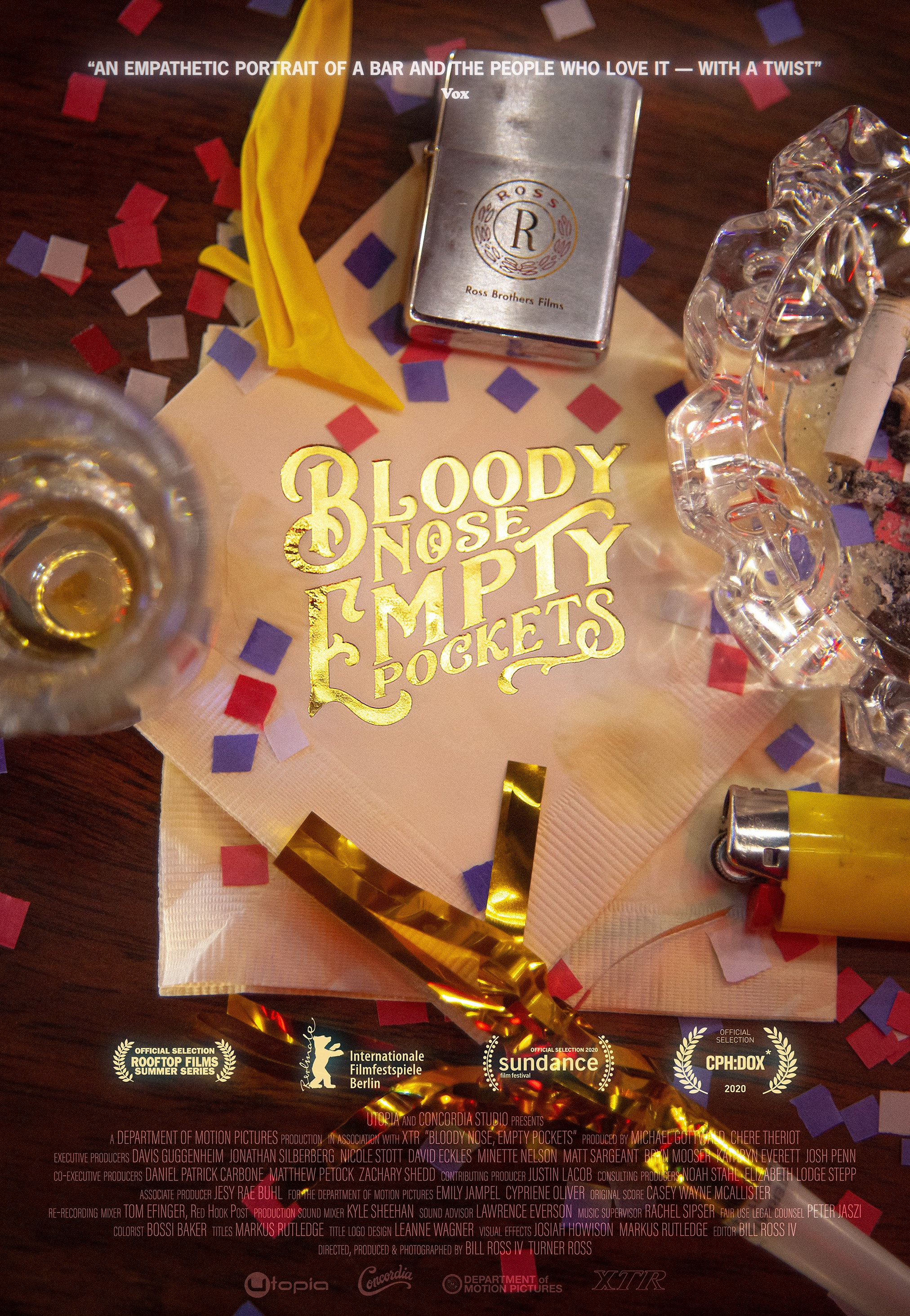 Bloody Nose, Empty Pockets (2020) - Rotten Tomatoes