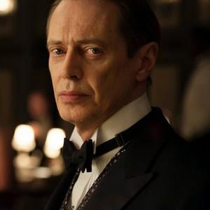 "Steve Buscemi as Enoch ""Nucky"" Thompson"
