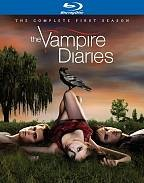 Vampire Diaries: The Complete First Season