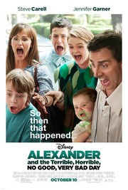 Alexander and the Terrible, Horrible, No Good, Very Bad Day (2014)