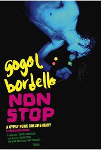Gogol Bordello Non-Stop