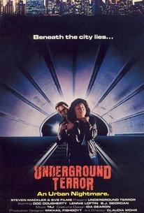 Underground Terror: An Urban Nightmare
