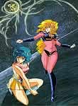 Fight Iczer 1