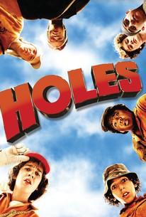 holes 2003 rotten tomatoes