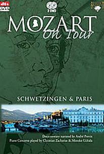 Mozart on Tour - Schwetzingen & Paris