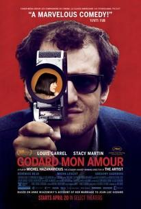 Godard Mon Amour (Le redoutable)