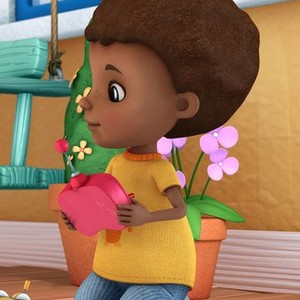 Donny McStuffins is voiced by Jaden Betts