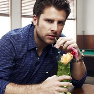 James Roday as Shawn Spencer