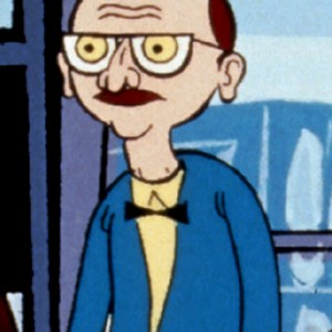 Wally is voiced by Tom Kenny