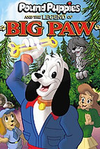 Pound Puppies - The Legend of Big Paw