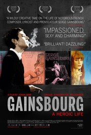 Gainsbourg: A Heroic Life (2011)