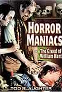 Horror Maniacs (The Greed of William Hart)