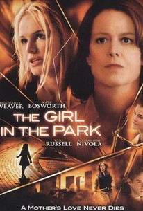 the girl in the park book
