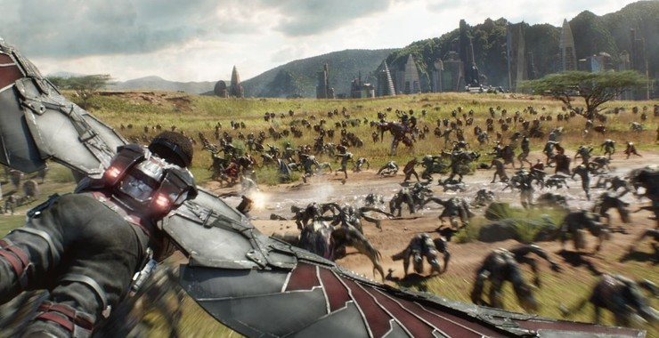 Avengers Infinity War 2018 Rotten Tomatoes