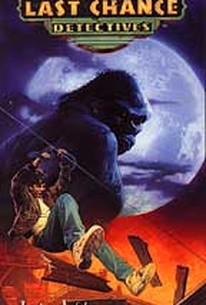 Last Chance Detectives, The - Legend of the Desert Bigfoot