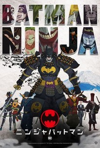 Batman Ninja 2018 Rotten Tomatoes
