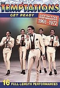 Temptations - Get Ready: Definitive Performances 1965-1972