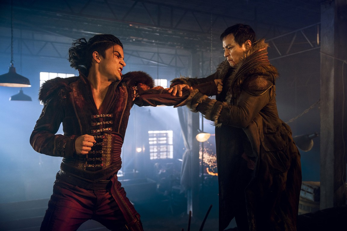 Into the Badlands - Season 3 Episode 8 - Rotten Tomatoes