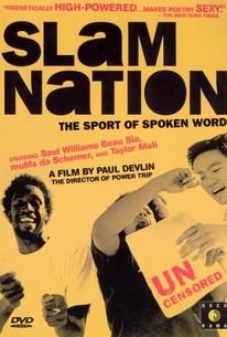Slam Nation: The Sport of the Spoken Word
