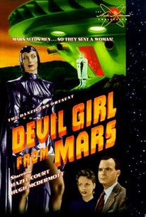 Devil Girl from Mars