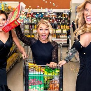 Christine Lakin, Beverley Mitchell and Jodie Sweetin (from left)