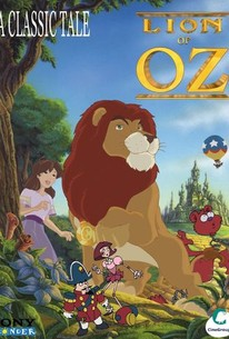 Lion of Oz and the Badge of Courage